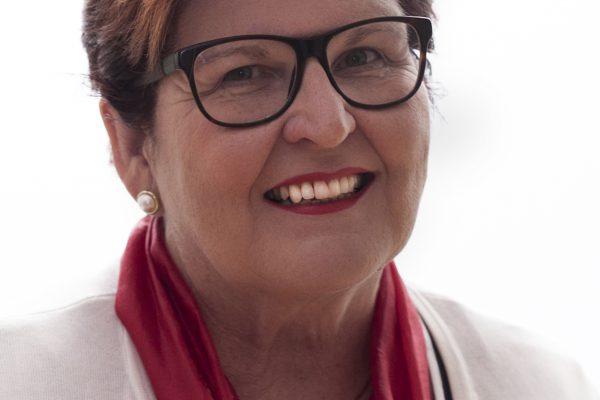 Eveline Wieser - Obfrau Stellvertreterin