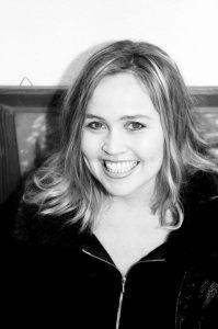 Chorleiterin Magdalena Brännland